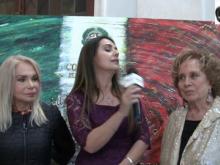"""Maria Giovanna Elmi e Rosanna Vaudetti - Premio """"Le Ragioni della Nuova Politica"""" XV edizione 2017"""