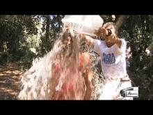 Maria Laura Turco - Ice bucket challenge per AISLA e Associazione Luca Coscioni