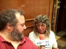 Maria Laura Turco - Walk Around per l'Eutanasia legale organizzato dall'Ass. Luca Coscioni 11/09/14
