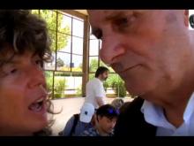 #carovanaxlagiustizia Intervista di Maria Laura Turco a Salvino Pantuso (Camera penale di Palermo)