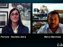 Resoconto sulla VI Marcia Internazionale per la Libertà - Conversazione con Maria Perrone di Società Libera