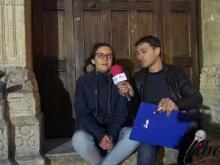 Presepi nel Borgo 2017 Conflenti (Cz) - Intervista a Mariagrazia Mastroianni