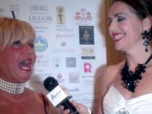 Maridì Vicedomini - Galà delle Margherite 2016, serata charity per Ant Italia Onlus