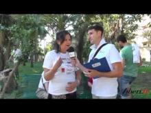 Intervista a Marilena Borrelli (Camera del Lavoro di Catanzaro) - Calabria Pride 2014 (RC)