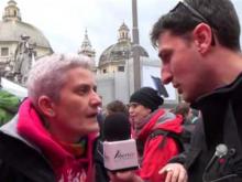 Marilena Grassadonia (Famiglie Arcobaleno) - Ora Diritti alla meta! Roma 5 Marzo 2016
