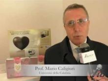 """Intervista a Mario Caligiuri - Intitolazione della """"Casa delle Idee"""" di Soveria Mannelli a Gerardo Marotta"""