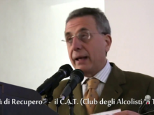 Convegno: Alcolismo, possibilità di recupero. il CAT a Soveria Mannelli 11/12/2016