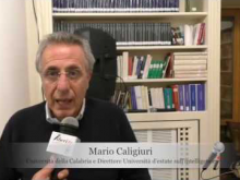 """Intervista a Mario Caligiuri - Intelligence e globalizzazione: la nuova via della seta"""" - Università d'Estate a Soveria Mannelli"""