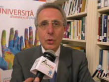 "Intervista a Mario Caligiuri - ""Intelligence e magistratura: la collaborazione necessaria"" - Università d'Estate a Soveria Mannelli"