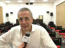 """Intervista Mario Caligiuri - Presentazione del libro """"Questione di rispetto"""". Essere a Soveria 2017"""