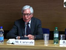 """Intervento dell'autore, Mario Caravale - """"Stato di diritto e diritti di libertà"""""""