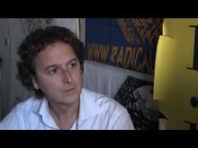 Intervista al Segretario di Radicali Italiani Mario Staderini  - Comitato Nazionale di R.I. 29/07/12