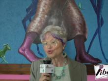 Intervista a Marisa Scicchitano - Evento Regionale degli Artisti a Soveria Mannelli