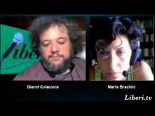 """Conversazione con la giornalista Marta Brachini, autrice del saggio """"Israele nei quotidiani della sinistra italiana 1982-1991"""""""