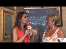 Martine Goeyens presenta la sua mostra personale a Palazzo Ferrajoli