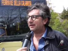La maratona ferroviaria 2016  a Soveria Mannelli - Intervista a Massimo Bottini (Co.Mo.Do.)