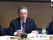 """Intervento di Massimo Brutti - """"Stato di diritto e diritti di libertà"""""""