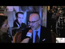 """Massimo Massetti - Hollywood Party, Premio """"Anita Ekberg"""" Prima Edizione"""