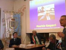 Soveria Mannelli (Cz) incontra Maurizio Gasparri (Vice Pesidente Senato) 11 settembre 2017