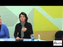 Michela Calabrò (Arcigay I Due Mari di Reggio Calabria) - CGIL per i diritti della comunità LGBT 13/12/12 Catanzaro