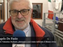 Intervista a Michelangelo De Fazio