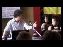 (2 di 2) Incontro Radicali Toscana e Umbria. De Lucia, nel suo intervento, parla del pericolo di implosione dei radicali