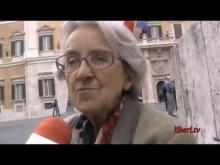 Mina Welby - Eutanasia: settimo presidio per chiedere discussione in Parlamento