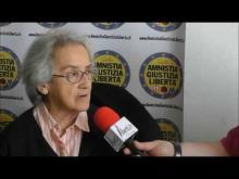Intervista a Mina Welby - Comitato Nazionale di Radicali Italiani 03/02/13