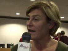 Mirella Parachini - Conferenza Stampa su lettera aperta dell'associazione AMICA a Ministra Lorenzin