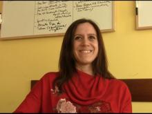 Inizio del 2017: Monica Lozzi, Presidente del Municipio Roma VII parla ai cittadini