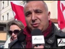 Raffaele Mammoliti Segretario della Cgil Catanzaro Lamezia