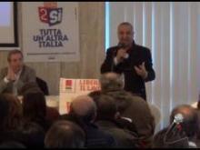Raffaele Mammoliti, segretario generale della Cgil Catanzaro Lamezia