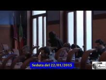 Seduta del Consiglio Municipale Roma VII del 22/01/2015