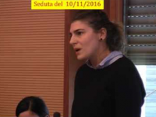 Seduta del Consiglio Municipale Roma VII del 10/11/2016