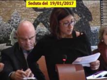 Seduta del Consiglio Municipale Roma VII del 19/01/2017 Parte 1 di 2