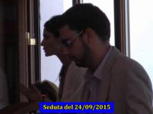 Seduta del Consiglio Municipale Roma VII del 24/09/2015