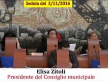 Seduta del Consiglio Municipale Roma VII del 03/11/2016
