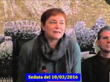 Seduta del Consiglio Municipale Roma VII del 10/03/2016 Parte 2 di 2