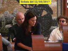 Seduta del Consiglio Municipale Roma VII del 12/10/2017 Parte 1 di 2