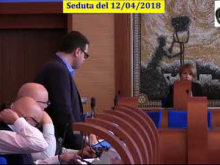 Seduta del Consiglio Municipale Roma VII del 12/04/2018