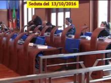 Seduta del Consiglio Municipale Roma VII del 13/10/2016 Parte 1 di 2