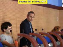 Seduta del Consiglio Municipale Roma VII del 14/09/2017