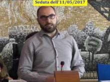 Seduta del Consiglio Municipale Roma VII dell'11/05/2017 Parte 1 di 2