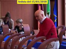 Seduta del Consiglio Municipale Roma VII del 15/03/2018
