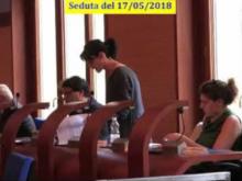 Seduta del Consiglio Municipale Roma VII del 17/05/2018