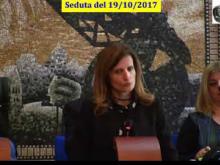 Seduta del Consiglio Municipale Roma VII del 19/10/2017