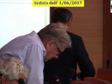 Seduta del Consiglio Municipale Roma VII dell'1/06/2017