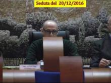 Seduta del Consiglio Municipale Roma VII del 20/12/2016 Parte 1 di 2