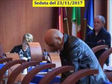 Seduta del Consiglio Municipale Roma VII del 23/11/2017
