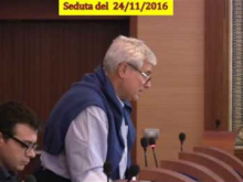 Seduta del Consiglio Municipale Roma VII del 24/11/2016 Parte 2 di 2